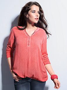 FRAPP - Shirt style blouse