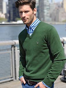 GANT - V neck pullover