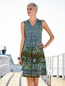 Green Cotton - Summer sun dress