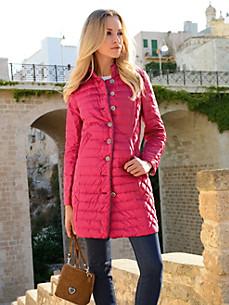 HABSBURG - Short quilted coat