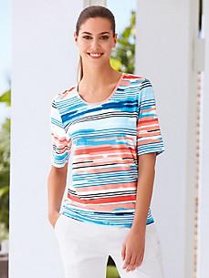 Joy - Round neck top - design ALESSA