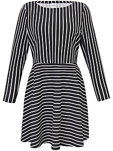 JUNAROSE - Long-sleeved dress