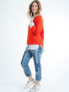 LIEBLINGSSTÜCK - Pullover with 3/4-length sleeves