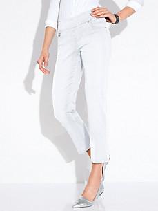 Lisette L. - Ankle-length shaping jeans