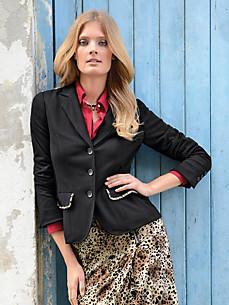 Looxent - Jersey blazer