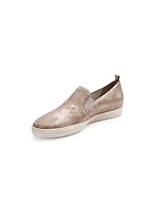 Paul Green - Slip-ons in an exquisite metallic look