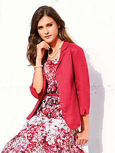 Peter Hahn - Blazer with 3/4-length sleeves