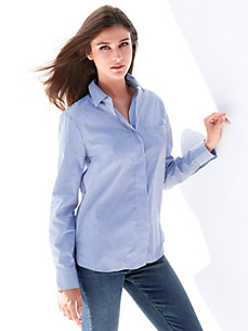 Peter Hahn - Blouse in 100% cotton