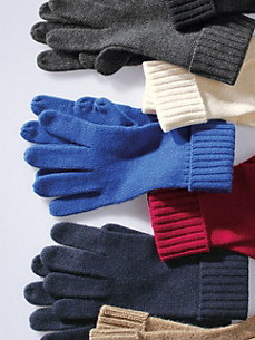 Peter Hahn Cashmere - Gloves 100% cashmere.