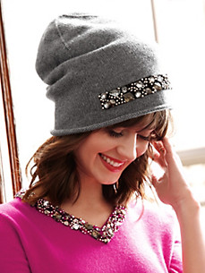 Peter Hahn Cashmere - Knitted hat