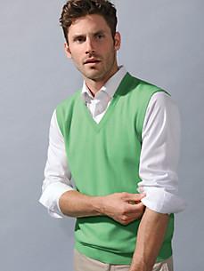 Peter Hahn Cashmere - Sleeveless jumper 100% cashmere