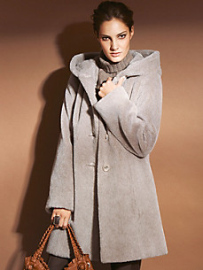 Peter Hahn - Hooded jacket in a swinger style