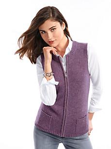Peter Hahn - Knitted waistcoat