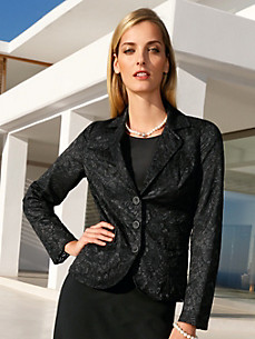 Peter Hahn - Lace blazer