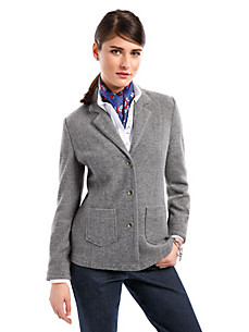 Peter Hahn - Milled wool blazer