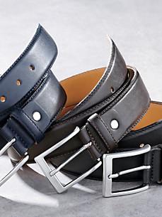 Peter Hahn - Premium nappa leather belt