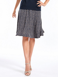 Peter Hahn - Printed skirt
