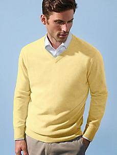 Peter Hahn - V neck jumper 100% cashmere