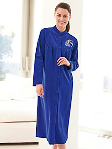 Peter Hahn - Velour robe