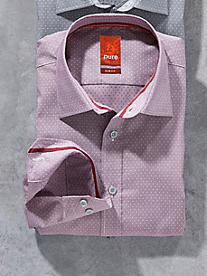 Pure - Shirt with a Kent collar