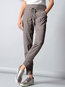Raffaello Rossi - Ankle-length jersey trousers – CANDY
