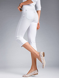 "Raphaela by Brax - ""ProForm Slim"" capri trousers - Design PAMONA"