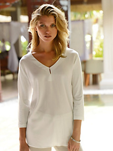 Riani - Blouse with 3/4-length sleeves in a longer cut
