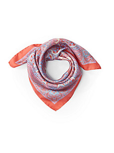 "Roeckl - Scarf ""Young Paisley"" in 100% silk"