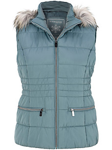 Samoon - Quilted gilet