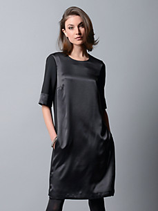 Strenesse - Dress with 1/2-length sleeves