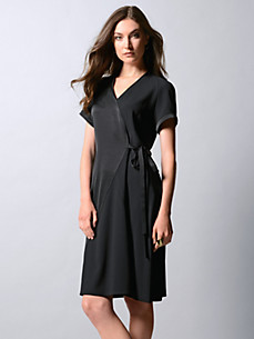 Strenesse - Dress with ahort sleeves