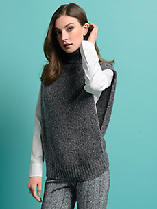 Strenesse - Roll-neck poncho