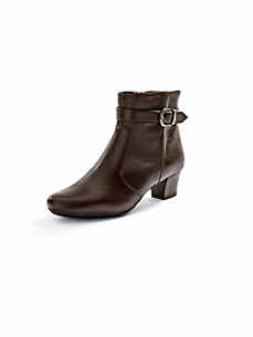 The Flexx - Calfskin nappa ankle boots