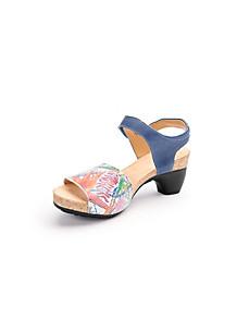 "Think! - Platform sole sandals ""Traudi"""