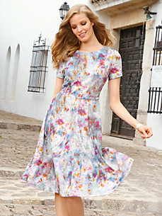 Uta Raasch - Jersey dress with short sleeves