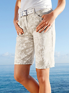 Vanilia - Bermuda shorts