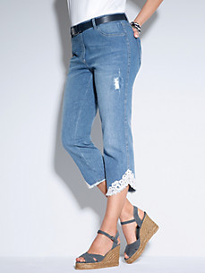 Via Appia Due - 3/4-length jeans