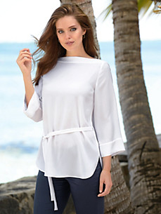 Windsor - Blouse with 3/4-length sleeves