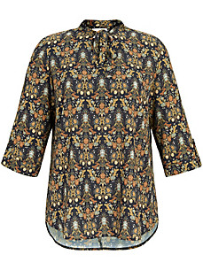 zizzi - Blouse with 3/4-length sleeves