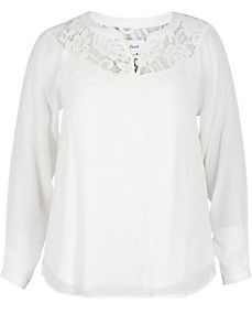 zizzi - Double-layered blouse