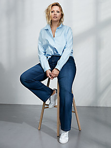 "zizzi - ""Nille Regular"" jeans with straight legs"