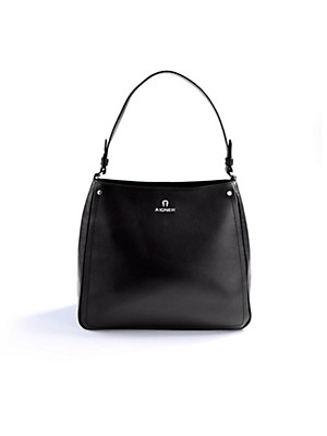 Aigner - Fine-grained cowskin leather bag