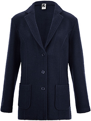 Anna Aura - Blazer in 100% new milled wool