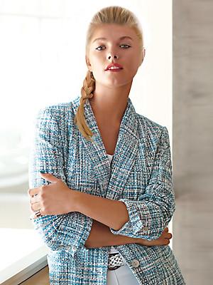 Anna Aura - Blazer in 100% silk