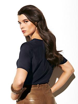 Anna Aura - Blouse in 100% silk