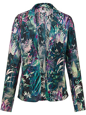 Anna Aura - Blouse jacket with a revers collar