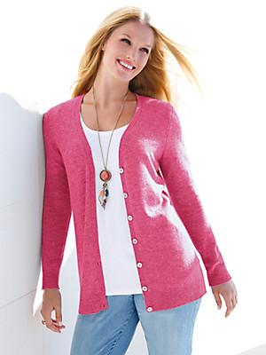 Anna Aura - Cardigan in 100% cashmere