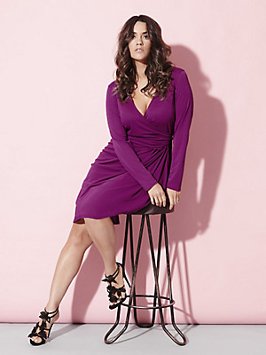Anna Scholz for sheego - Elegant cocktail dress
