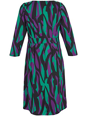 Anna Scholz for sheego - Jersey dress with  3/4-length sleeves.