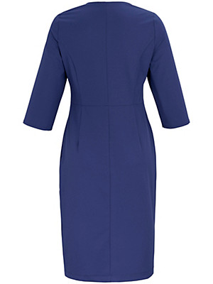Anna Scholz for sheego - Stretch dress with 3/4-length sleeves.